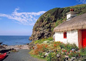 Isle of Man - Traditional Cottage